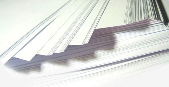 Качественная переработанная бумага