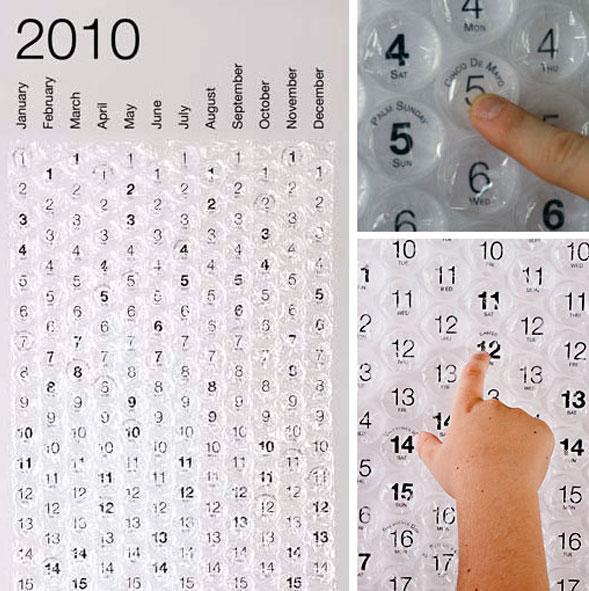 Креативные календари