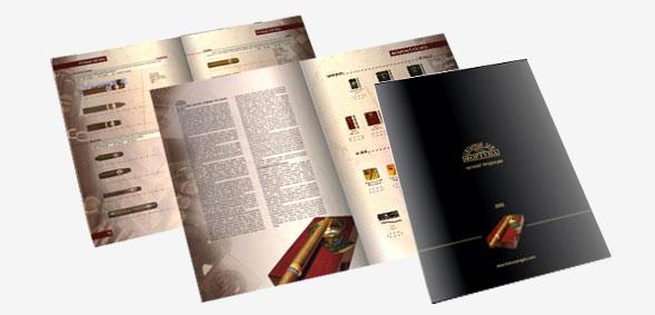 Брошюры – глянцевые или матовые
