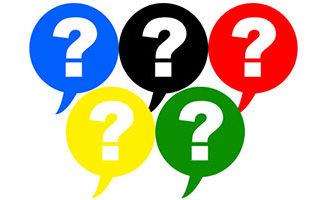 Пять вопросов