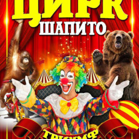 Афиша цирк шапито