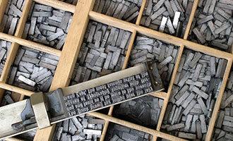Изображение букв