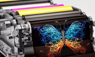 Как работает цифровая печать