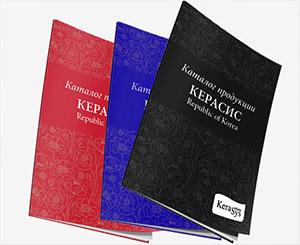 Дизайн уникального каталога и буклета