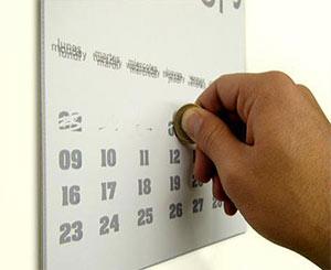 Креативный календарь