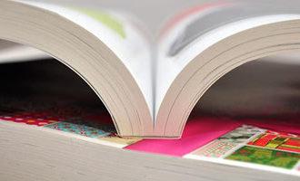 Мягкий переплет книги
