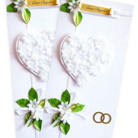 Открытка с днем свадьбы