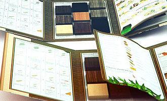 Дизайн папки презентационных материалов
