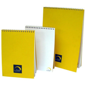 Стандартная печать блокнота для фирмы