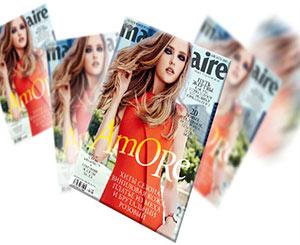 Напечатать журналы