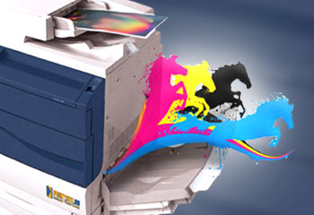 Современные виды печати