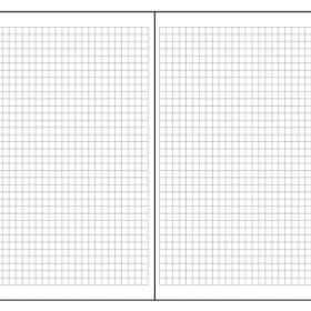 Блокнот для записей в точку