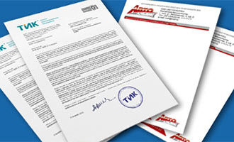 Печать бланков для организаций
