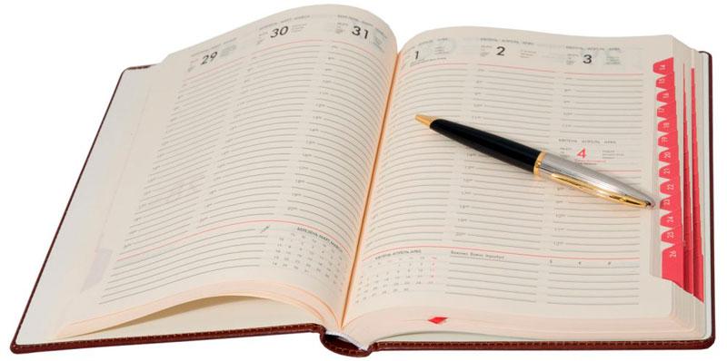 ежедневник для записей на каждый день