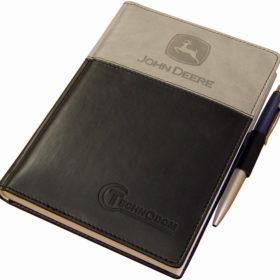 Ежедневник с логотипом, конгевное тиснение