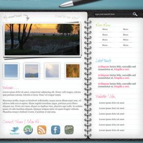Оформление ежедневника фотографиями