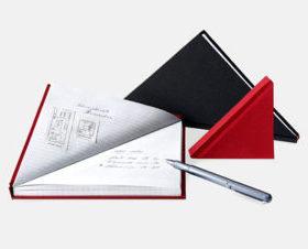 Треугольный блокнот