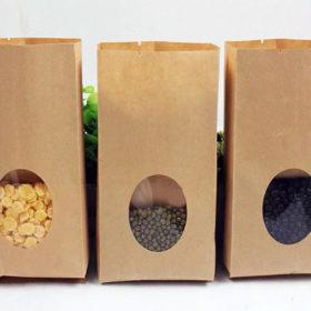Бумажная упаковка из крафта
