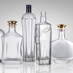 Стеклотара для спиртного