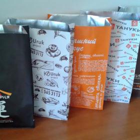 Термоупаковка для продуктов