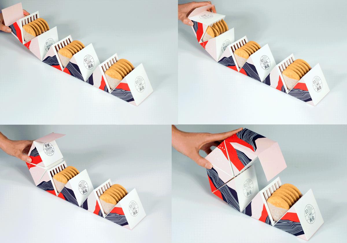 Креативная упаковка с уникальным дизайном и сборкой
