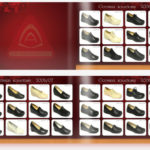 Каталог обуви, блок
