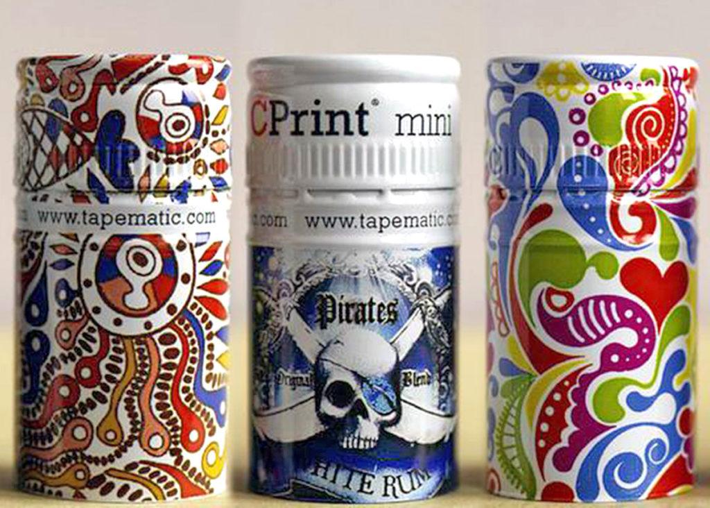 Ультрафиолетовая печать визиток