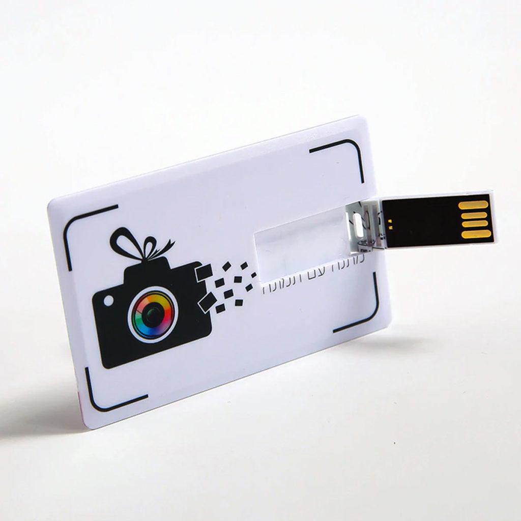 Флешка USB визитка