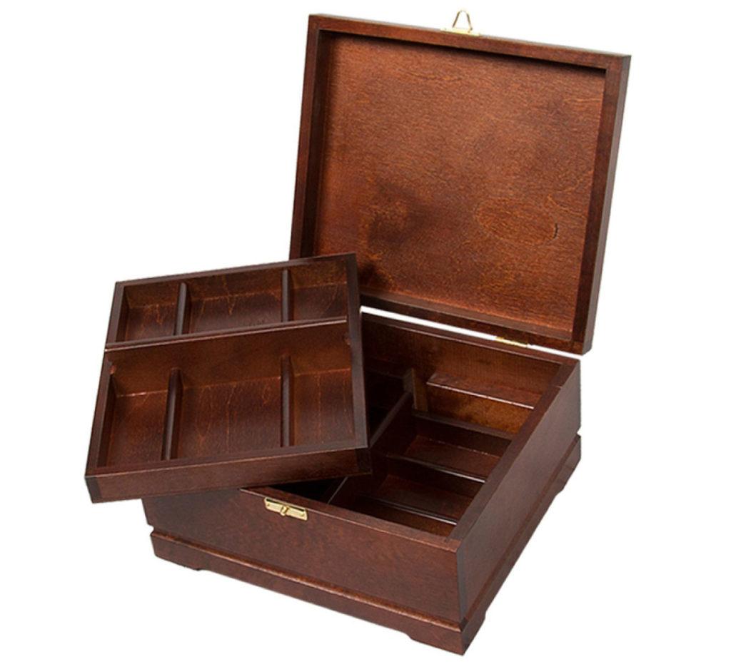 Коробка для фишек