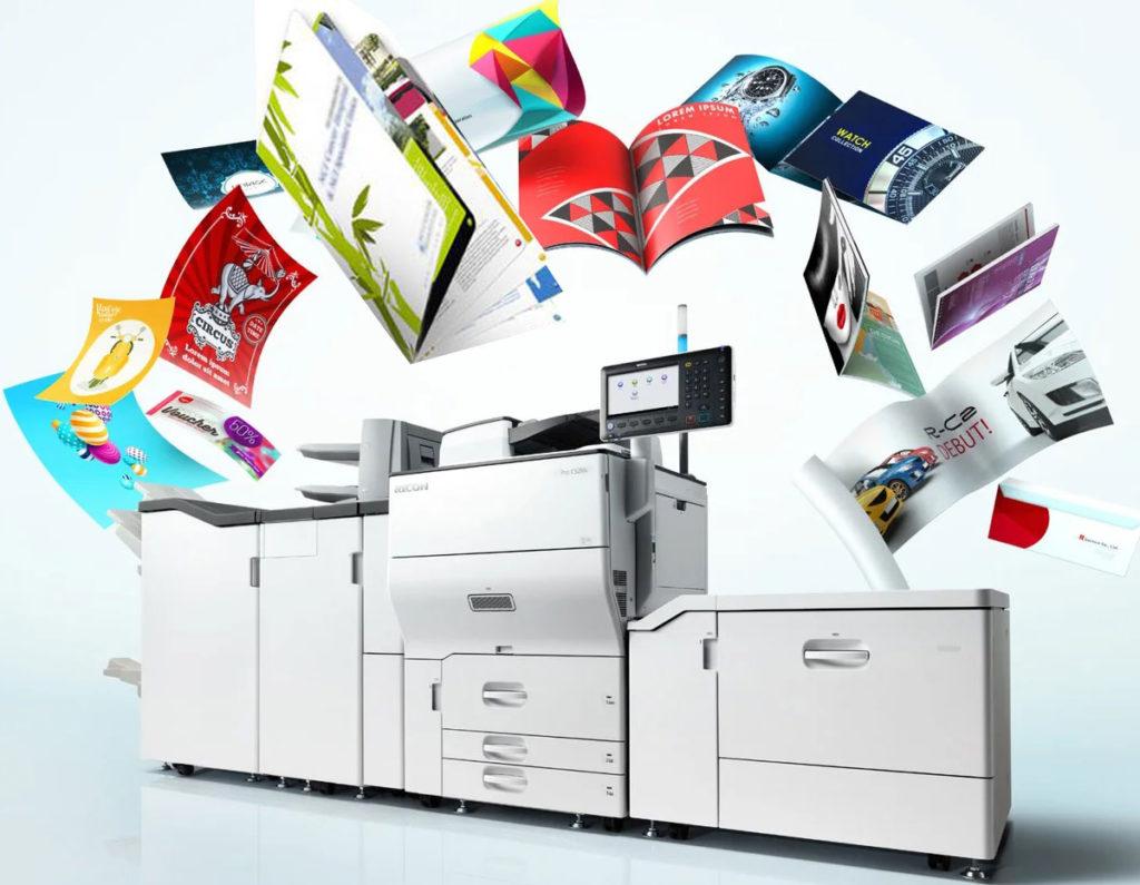 Срочная цифровая печать.