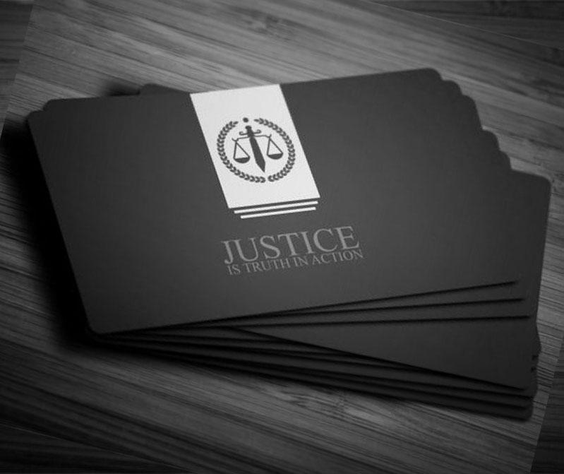Визитка юриста